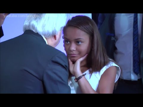 Benny Hinn – Young Girl Received God's Power