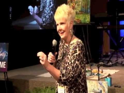 """God Wants You to Smile at Your Future"" by Patricia King – Video Teaching of the Month"