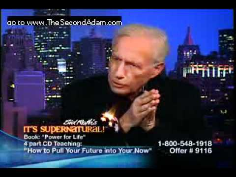 Matt Sorger with Sid Roth – Future is Now! Prophetic Ministry