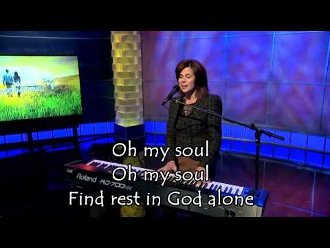 Oh My Soul – Julie True with Sid Roth (Best Worship Song)