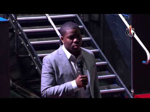 "Tabernacle of Glory- ""How to Flow in the Prophetic"" by Brian Carn"