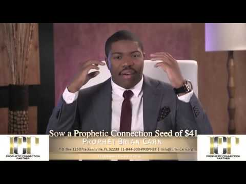 Prophet Brian Carn – Prophetic Encounters With Brian Carn (10.25.2015) – Brian Carn 2015