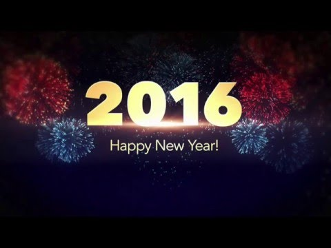 Prophetic Word For 2016 – For Believers – Happy New Year!!