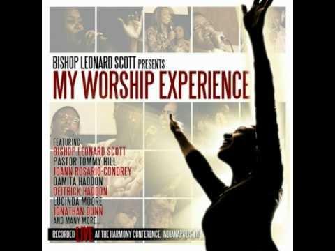 Prophetic Worship [I Need You] (feat. Joann Rosario)