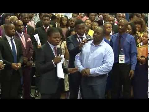 Prophetic atmosphere-prophet Shepherfd Bushiri