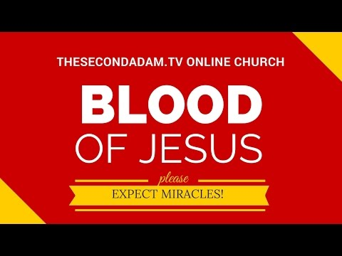 The Blood of Jesus Is Enough! Prophetic Online Church with Wayne Sutton