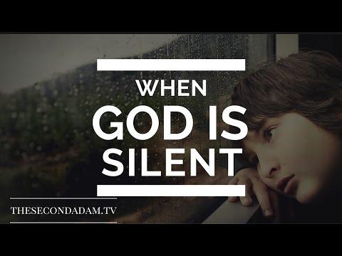 When God Is Silent – Prophetic Sermon Online Church Wayne Sutton