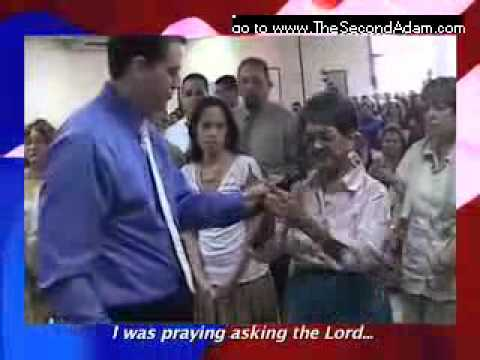 Holy Spirit Miracle Service, Puerto Rico