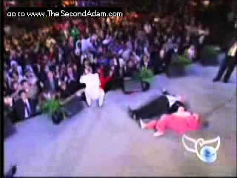 Benny Hinn – Mighty Anointing in Milwaukee
