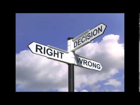 Decide To Make Decisions in Wisdom! Prophetic Podcast with Wayne Sutton