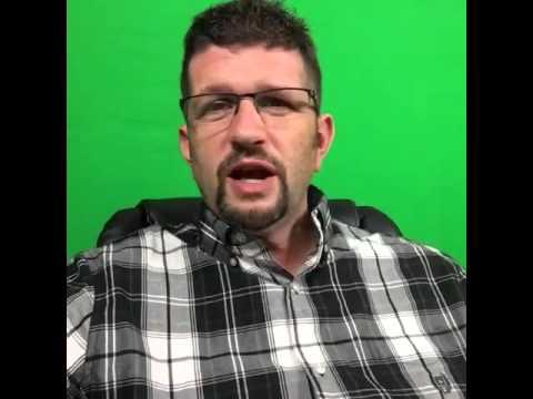 FaceBook Live with Pastor Wayne