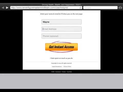 Free MLM email leads