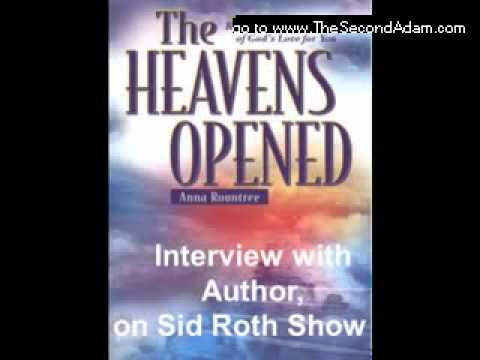 FULL: Sid Roth Interview with Anna Rountree, the Heavens Opened, The Priestly Bride