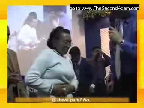 Holy Spirit Revival and Miracle Service Mexico City!