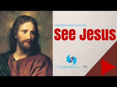 I See Jesus- So Can YOU! Online Church Sermon with Wayne Sutton April 17 2016