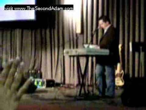 Joshua Mills Prophetic Song Part 1