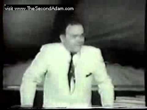 Look! Rev. AA Allen Sermon – Go And Sin No More