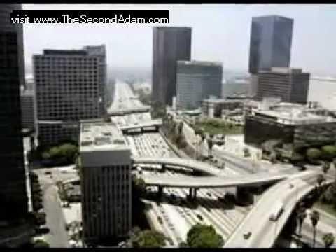 Look! WILLIAM BRANHAM. LOS ANGELES WILL SINK