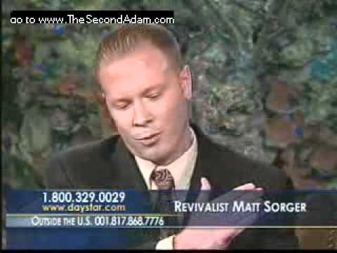 Matt Sorger's SECRETS Prophetic Ministry