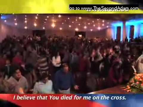 Miracles in Holy Spirit Crusade in Ecuador!