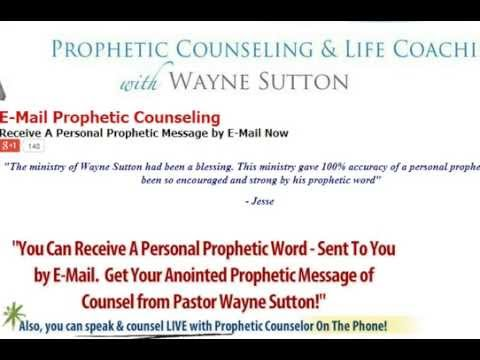 Personal Prophetic Word