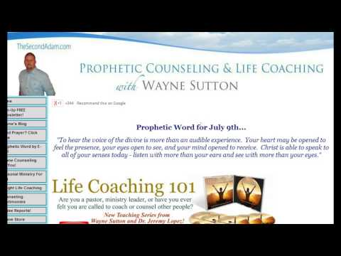 Prophetic Word for July 9th