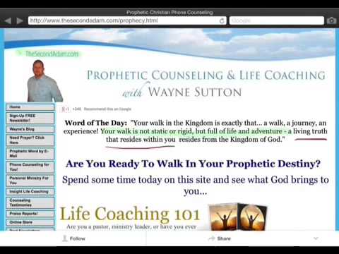 Prophetic Word For Today
