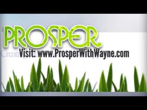 Prosper With Wayne