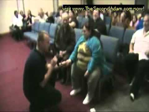 Revival-Creative Miracles! Prophecy In The Church