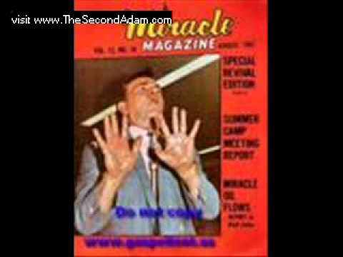 RW Schambach Greatest Miracle I Ever Saw (1 of 2) Prophetic Ministry