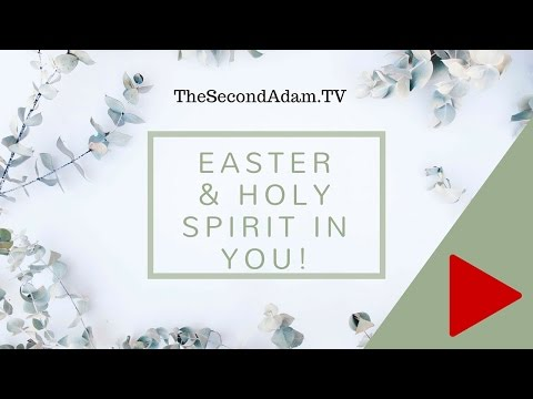 The SAME Spirit – Easter Sermon with Wayne Sutton & TheSecondAdam.TV