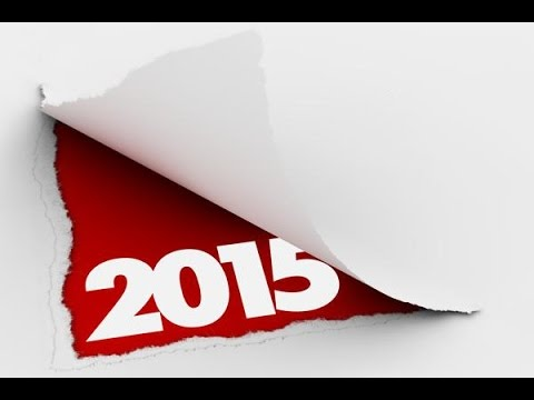 What Do You Have for 2015? A moment in the word…