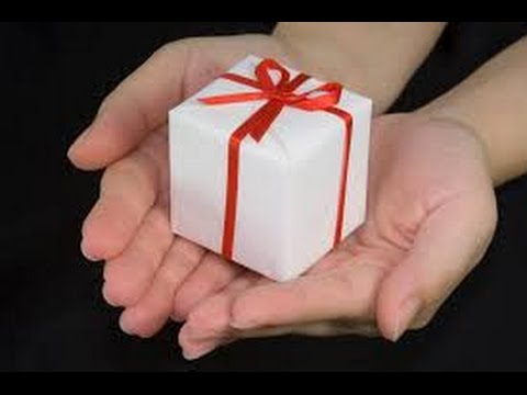 What Good Gifts Are For You? God and Your Prosperity!
