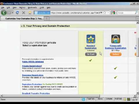 How To Register A Domain Name – Prosper With Wayne