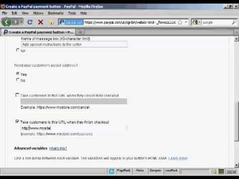 How To Set Up PayPal Buttons On Your Website – Prosper With Wayne