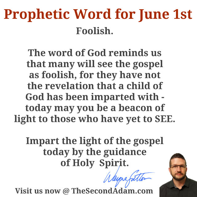 june1st prophecy
