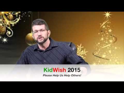 KidWish 2015 – Will You Help Us Help Others!