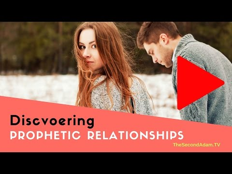 Discovering Prophetic Relationships – Your Online Church with Wayne Sutton