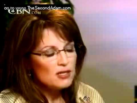 Sarah Palin Interview: Her Gay Marriage View – CBN.com Prophetic Ministry