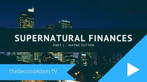 suoernatural finances