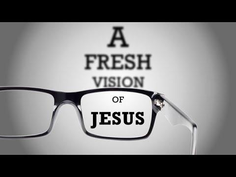 """A Fresh Vision of Jesus"" with Jentezen Franklin"