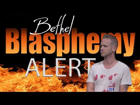 Bethel Blasphemy Alert – Jesus Asks For Forgiveness In Vision