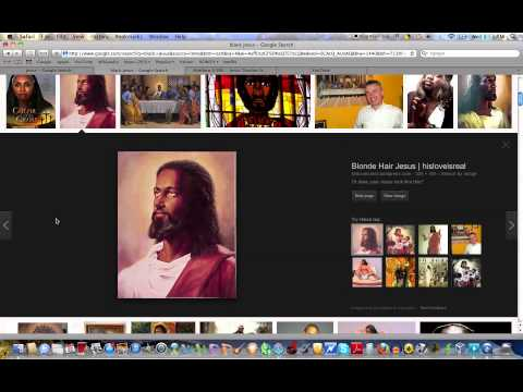 Black Jesus Vision!