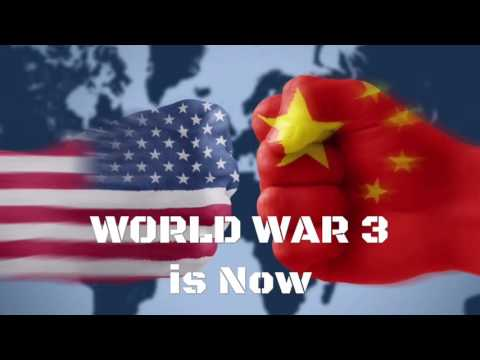China is going to attack America ( A vision Jesus Give me/ World War 3)