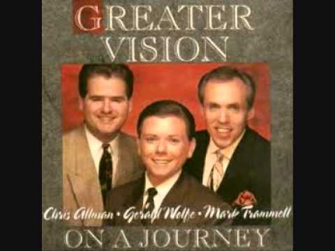 Greater Vision – The Eyes of Jesus