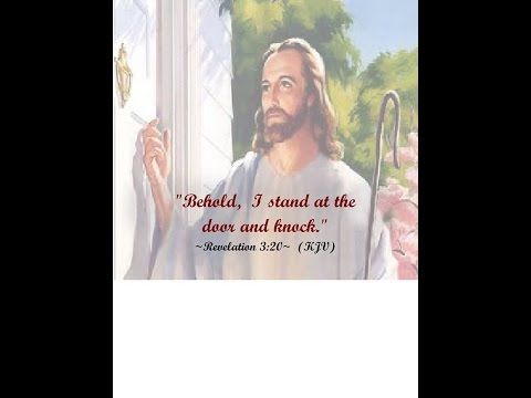 In A Vision, Jesus Appeared 2 Me & Had A LOT 2 Say! God Also Spoke! This Is What They Said!