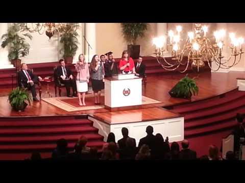 Jesus Saves (Vision Baptist College)