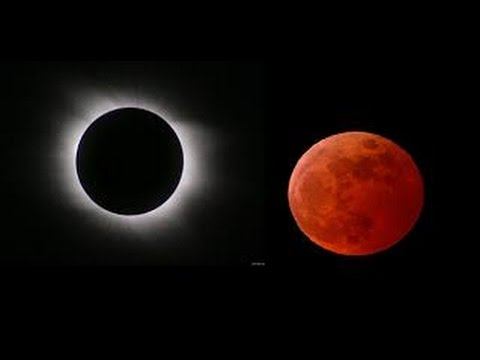 Jesus is Coming Very Soon! Vision of Blood Moon and Rapture.