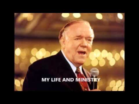 Kenneth Hagin – My Life and Ministry (Visions of Jesus) 1 of 6