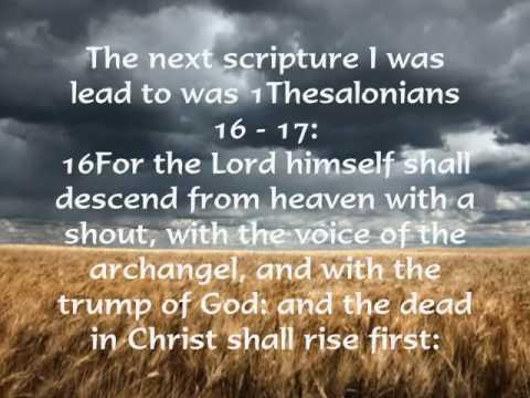 My Vision of the Return of Jesus Christ